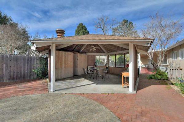 160 S Gordon Way Los Altos CA-small-023-007-Backyard Patio View-666x445-72dpi